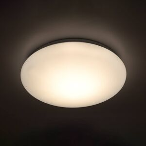 PRIOS Prios Kisal LED stropní světlo senzor IP44, 39 cm