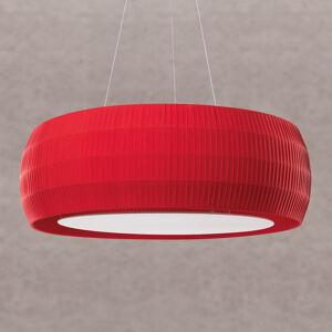 Ridi Červené LED závěsné světlo Maxi Wheel