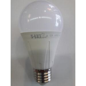 S-LUX E27-B60-12W-SMD-WW LED ŽÁROVKA 12W E27 3000K