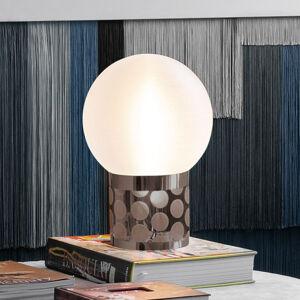 Slamp Slamp Atmosfera stolní lampa, Ø 20 cm, cín