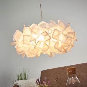 Slamp Slamp Clizia - designové závěsné světlo, bílé