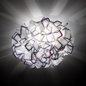 Slamp Slamp Clizia - designové nástěnné světlo, fialové