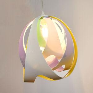 Slamp Slamp Goccia di Luce, závěsné světlo, vícebarvené