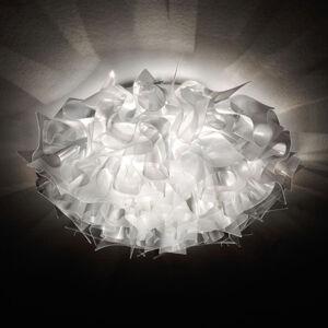 Slamp Slamp Veli Prisma designové stropní světlo, Ø 78cm