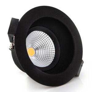 THE LIGHT GROUP SLC One Soft LED podhledové svítidlo černá 3000K