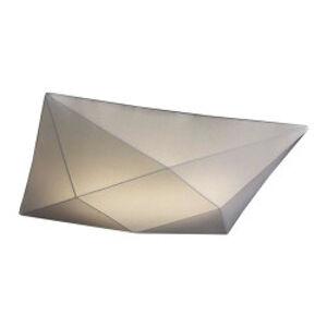 Svítidlo POLARIS 4xE27/LED, ELASTIC TEXTILE WHITE