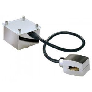 Systémové svítidlo přívod pro EASYTEC II chrom - BIG WHITE LA 185002