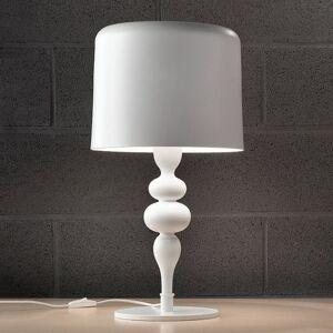 Masiero Stolní lampa Eva TL3+1G 75 cm, bílá