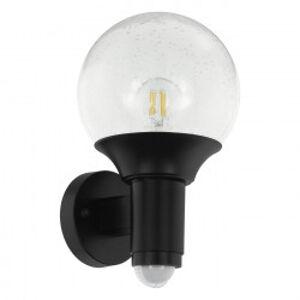 Eglo 97153 - Venkovní nástěnné svítidlo se senzorem SOSSANO 1xE27/28W/230V IP44 EGLO 97153