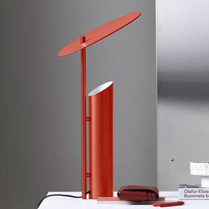 VERPAN VERPAN Reflect stolní lampa, červená