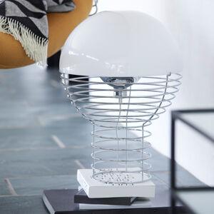 VERPAN VERPAN Wire Large - stolní lampa, bílé stínidlo