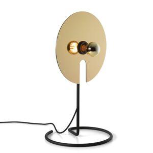 WEVER & DUCRÉ WEVER & DUCRÉ Mirro stolní lampa 1.0 černá/zlatá
