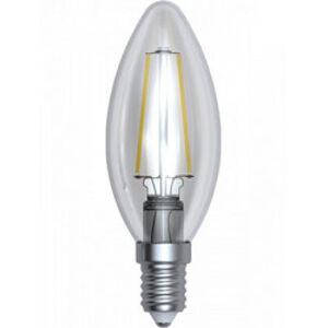 Žárovka LED Olive E14 230V 4W 3000K Ø 35mm v.100mm 420lm 320° - SKYLIGHTING SKYlighting HCFL-1404C
